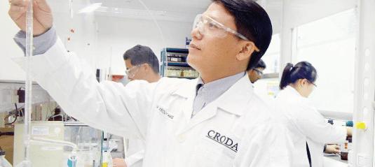 Université des sciences et technologies de Hong Kong - Industrie cosmétique