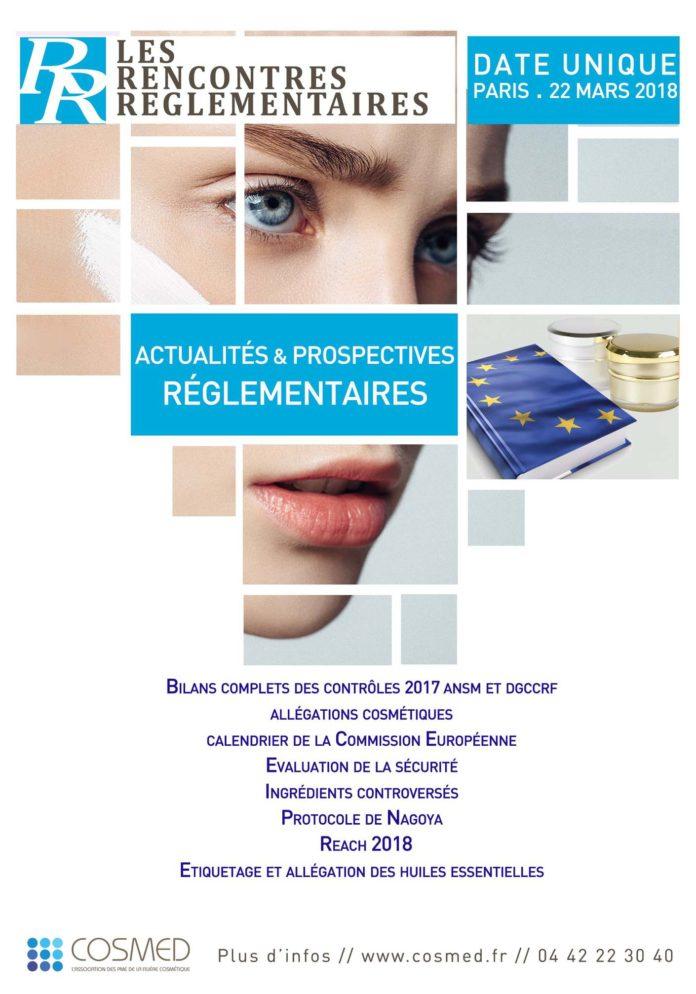 Industrie cosmétique - Régulation
