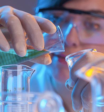 Substance chimique - La physique