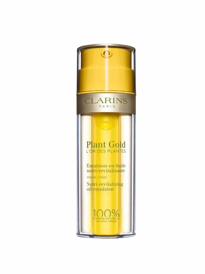 Clarins Plant Gold - Crème hydratante