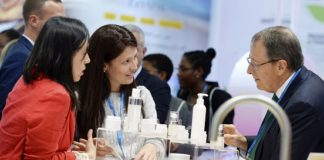 Cosmetic Valley - Commercialisation