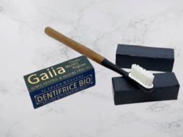 牙膏-SAVONNERIE GAIIA