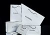 RIVERPACK for CHANEL Social Responsability paper bags- -