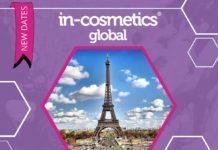 在化妆品全球巴黎- -